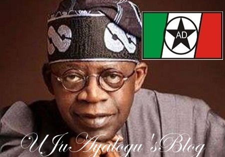 2019: AD Chieftain CONFIRMS Tinubu's Moves To REVIVE Alliance for Democracy, Accuses The APC Lord of Bypassing Due Process
