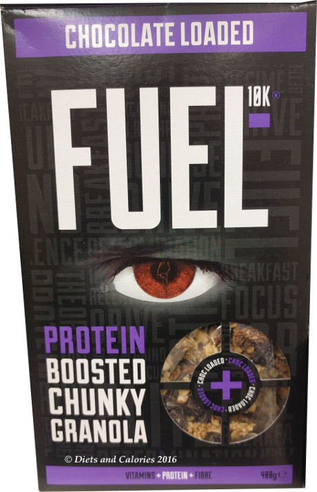 Are Fuel Granola Food Products Gm