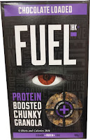 Fuel Chocoalate Loaded Protein Boosted Chunky Granola