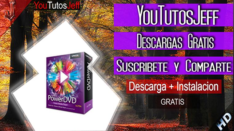 CyberLink PowerDVD Ultra 17.0.1523.60 FULL ESPAÑOL