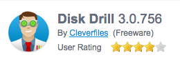 Disk Drill 2017 V3.0.756 Free Download for Mac