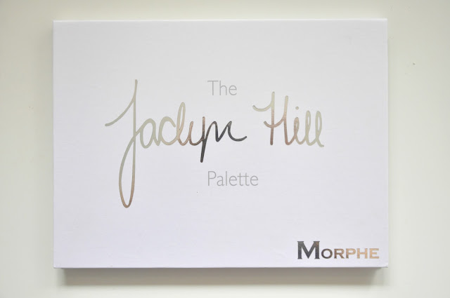 recenzja paletki cieni morphe jaclyn hill