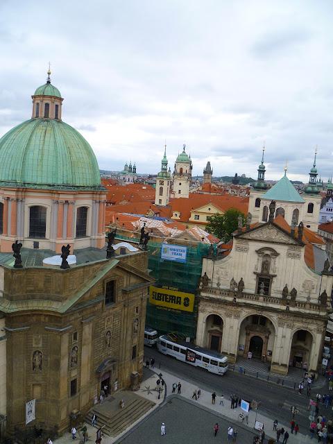 Храм Святого Франциска Ассизского в Праге (Church of St. Francis of Assisi in Prague)