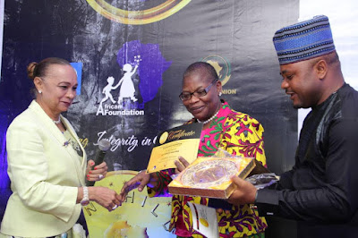 IGoDye, President of Gambia, Ezekwesili and others honoured with African Child Prize