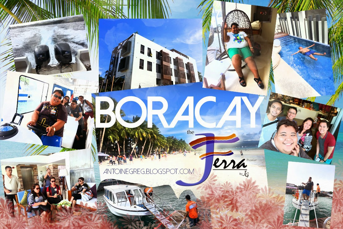 Ferra Hotel Boracay Antoine Greg Iloilo Blogger