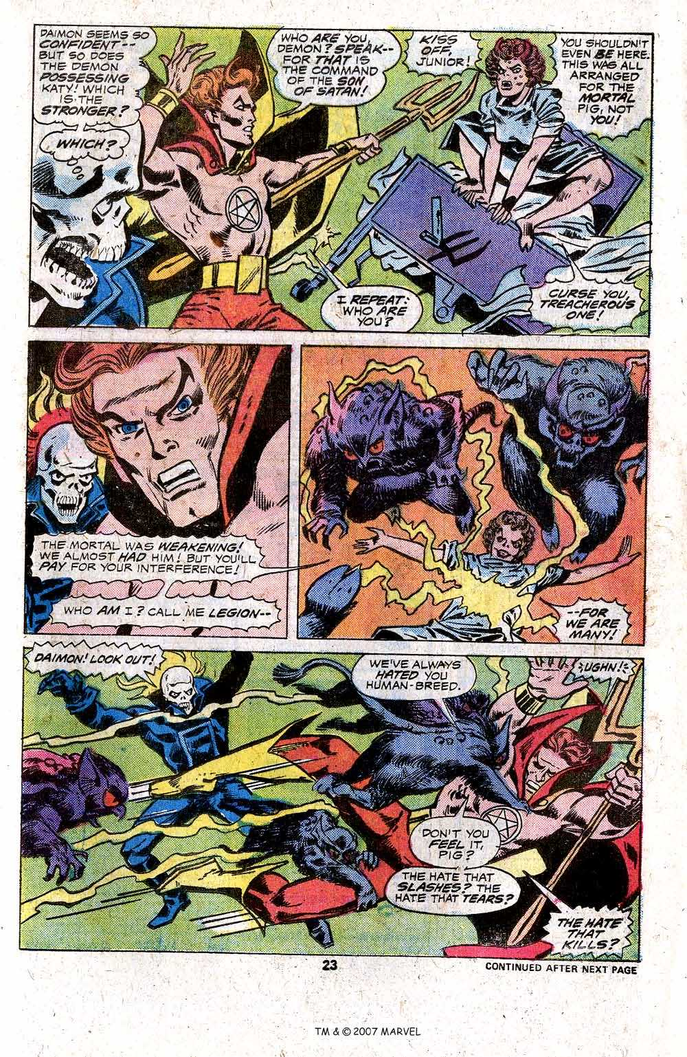 Ghost Rider (1973) Issue #17 #17 - English 25