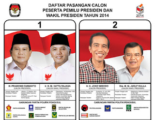 Pelacuran Pilpres 2014