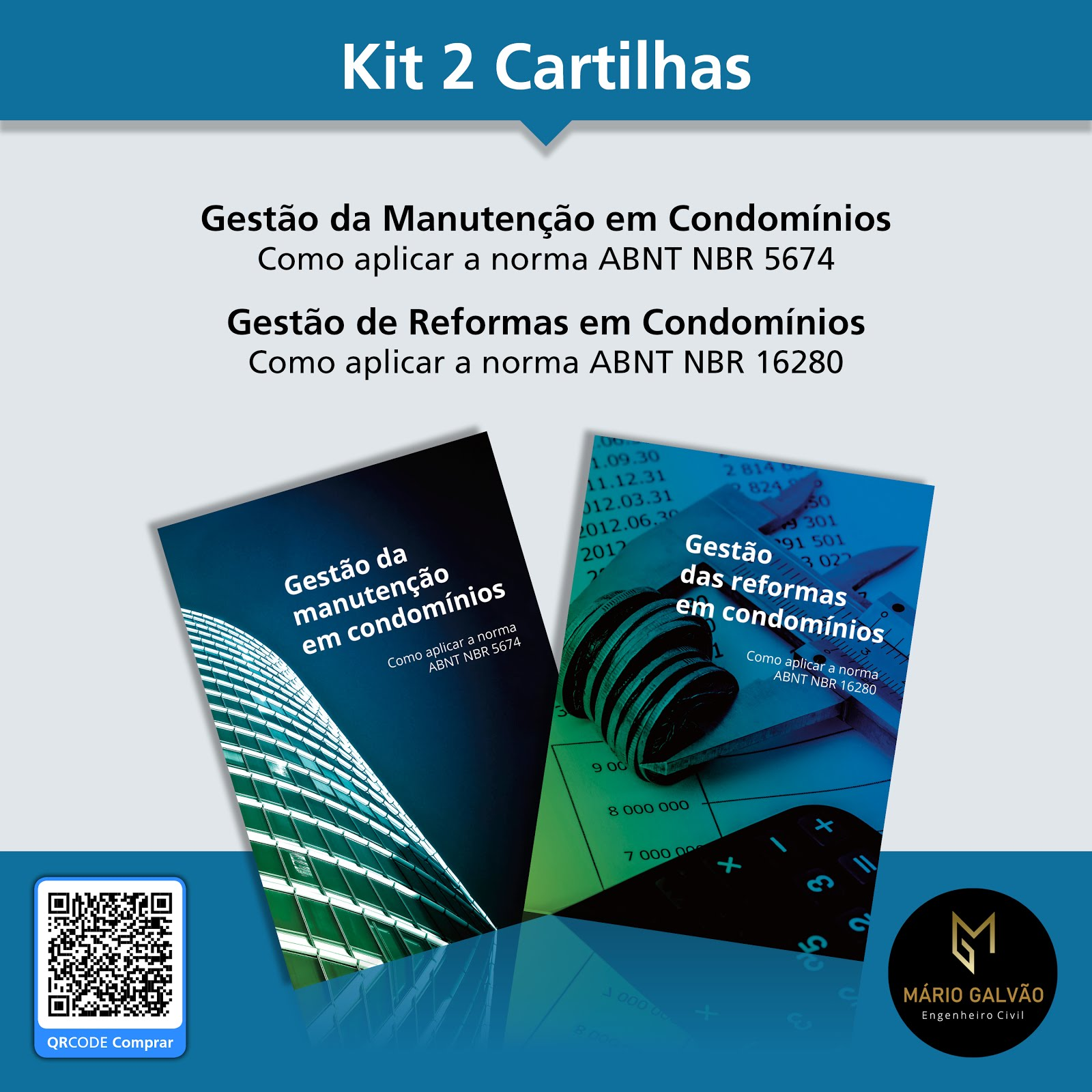 Kit Cartilhas