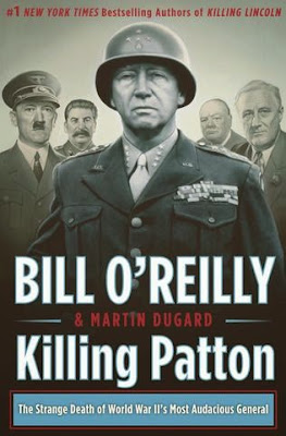 Killing Patton by Bill O'Reilly and Martin Dugard - book cover