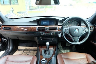 Interior BMW E90 Facelift LCI
