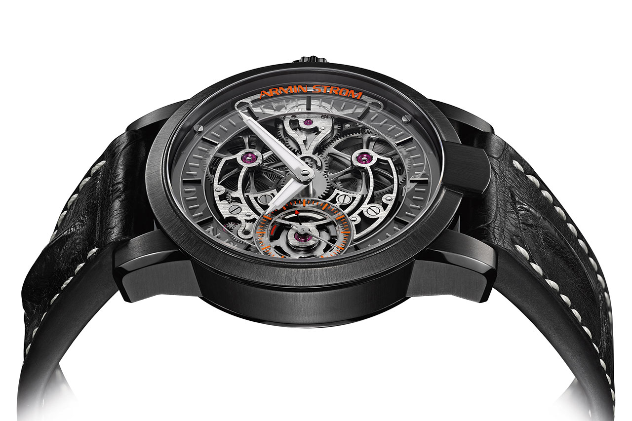 Armin Strom Skeleton Pure Earth Mechanical Watch
