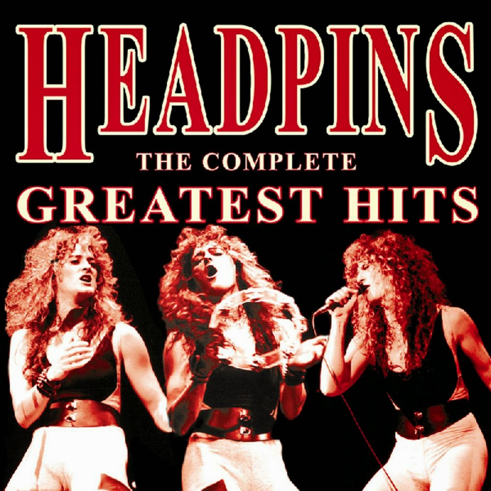 House Of Rock Lounge Headpins The Complete Greatest Hits