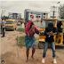 [VIDEO] DJ Cuppy Dances Zanku On The Street Of Lagos