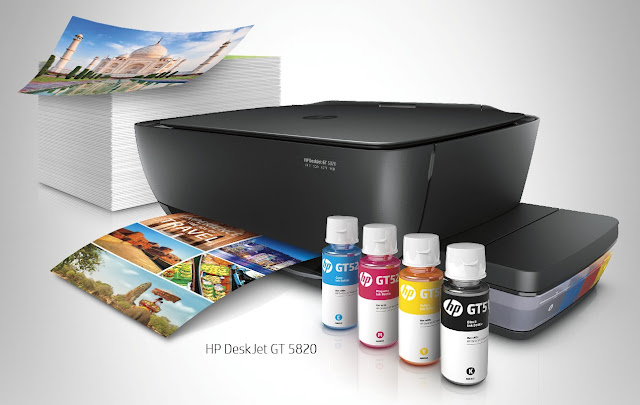 HP DeskJet GT All-in-One Promo