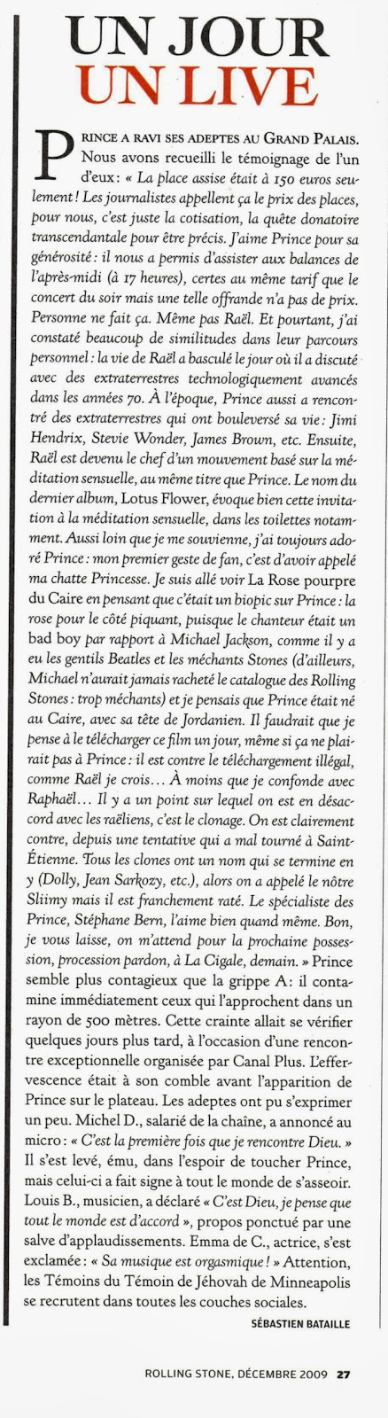 décès Prince, mort de Prince, Paisley Park, kiss Prince, flu Prince, Wendy et Lisa, Purple Rain, Sign o' the times, george clinton, james brown, michael jackson, duo Prince Michael Jackson