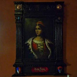 Замок Сент-Міклош. Портрет Ілони Зріні