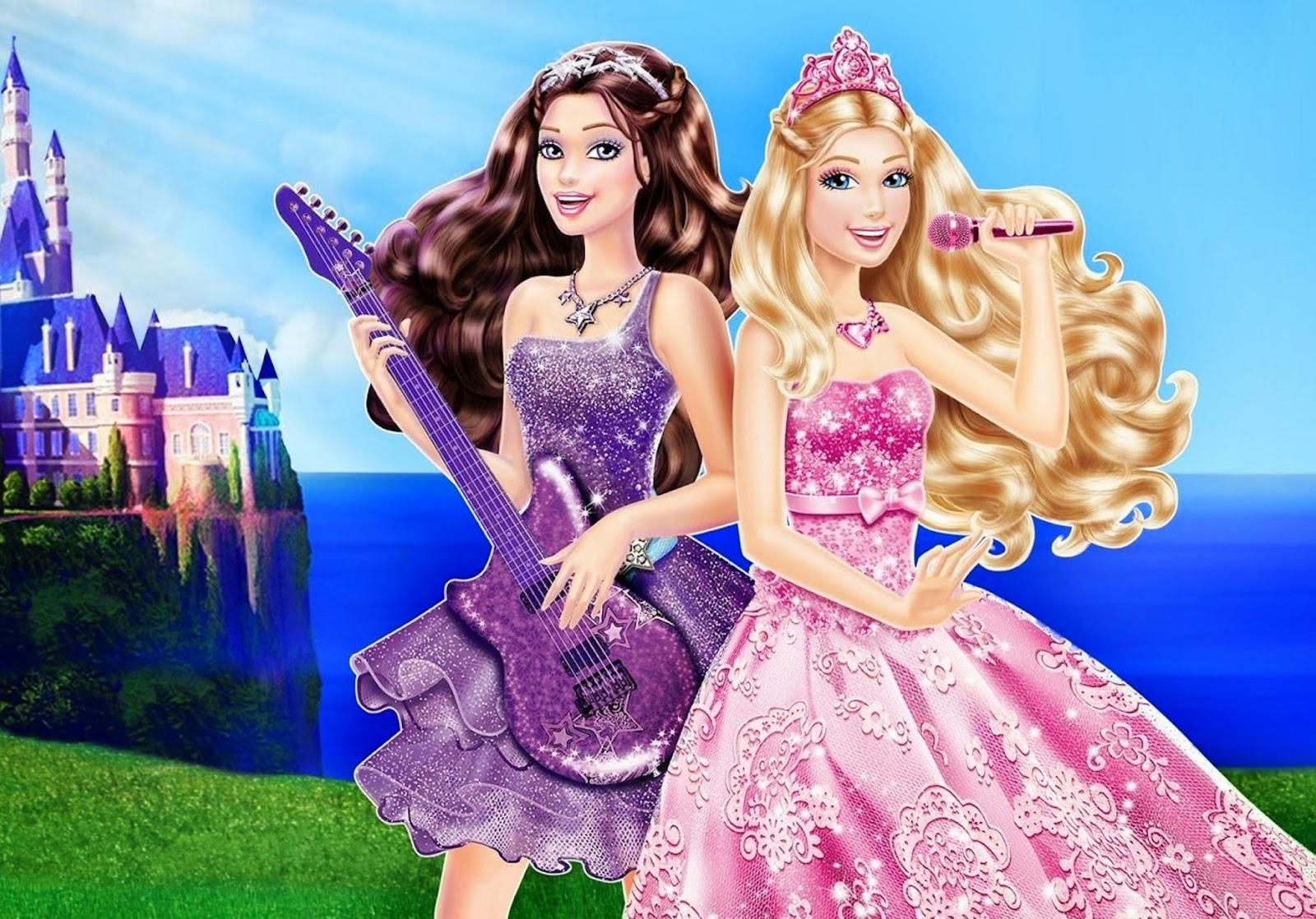 October 2014 watch barbie movies - Barbie la princesse et la pop star ...