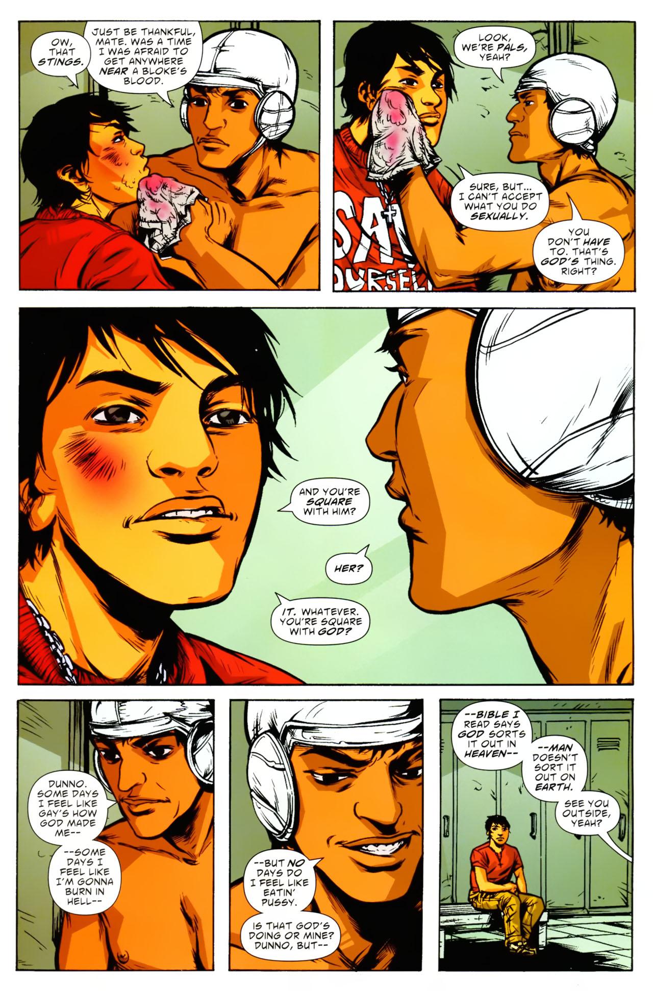 Read online American Virgin comic -  Issue #9 - 6