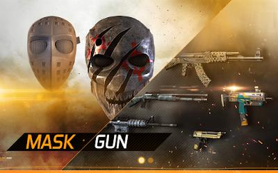 MaskGun ® - Multiplayer FPS APK + Data MOD