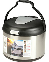 Slow cooker without electricity! Genius!