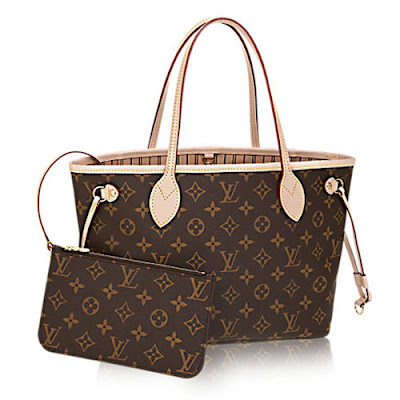 Louis Vuitton Neverfull PM Louis-Vuitton-Monogram-Canvas-Neverfull-PM-M41000-Beige