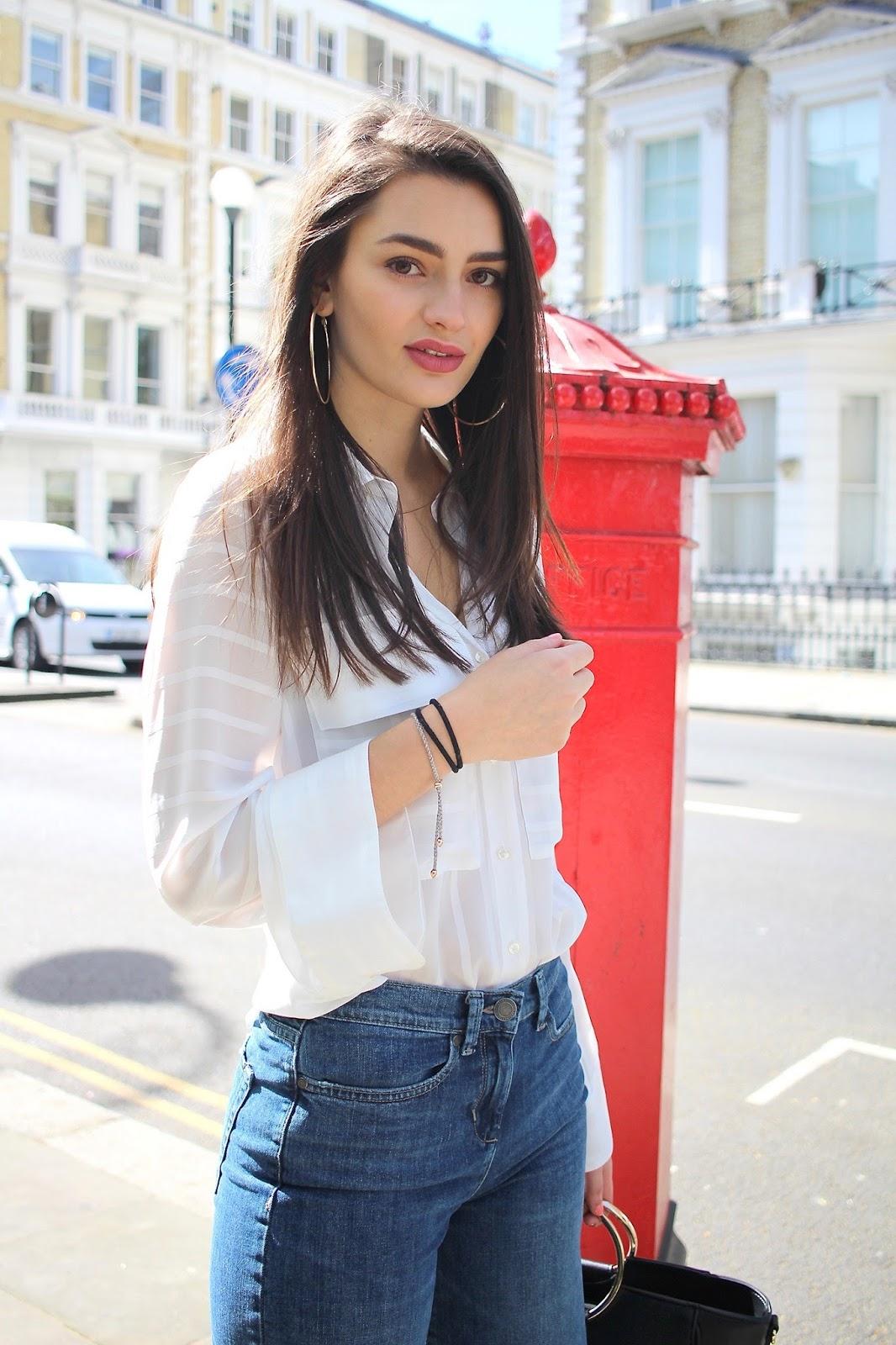 london street style spring peexo