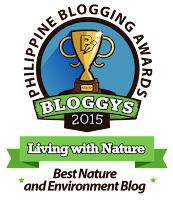Bloggys 2015 Best Nature and Environment Blog