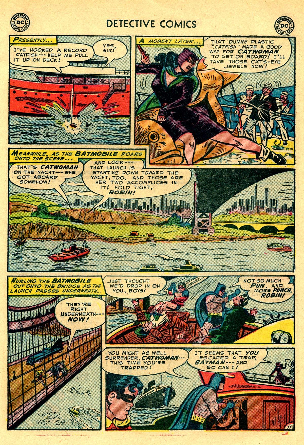 Read online Detective Comics (1937) comic -  Issue #203 - 13