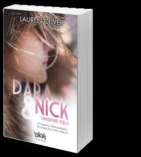 Portada del libro Dara & Nick de la autora Lauren Oliver