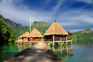Pantai Ora Maluku