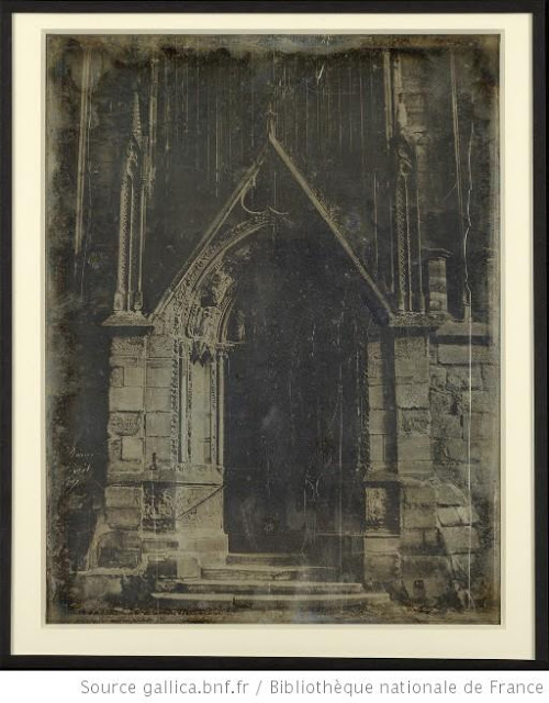 Old Photos Of Notre Dame De Paris From 1840s To 1850s