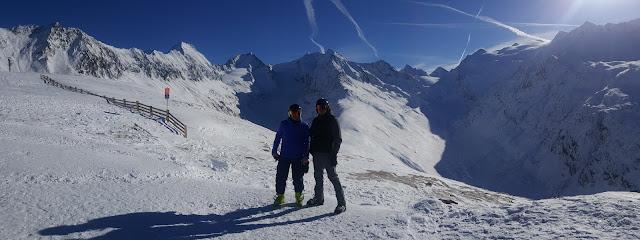 Горнолыжный инструктор Зёльден Санкт Антон Лех Ski Welt