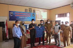 Soft Launching  dan Pengukuhan Dewan Pengurus Sawahlunto United Periode 2021-2024