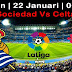 Agen Bola Terpercaya - Prediksi Real Sociedad vs Celta Vigo 22 Januari 2018