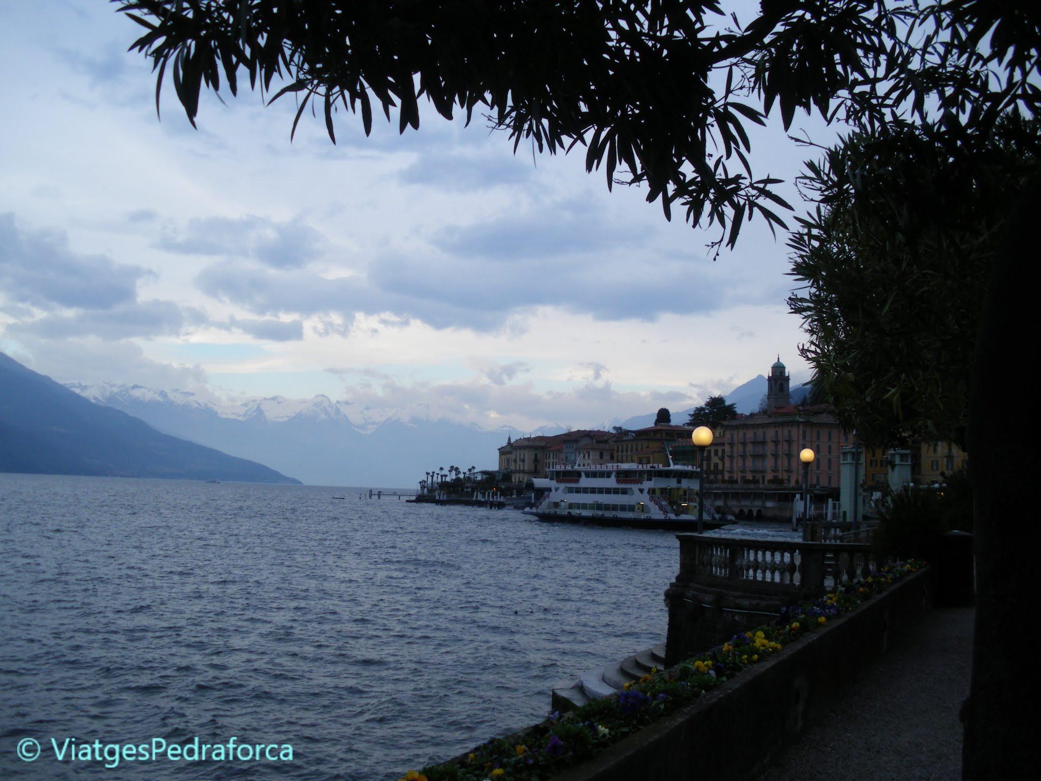 Llac de Como, Llombardia, Alps Italians, els pobles més bonics d'Itàlia, Itàlia