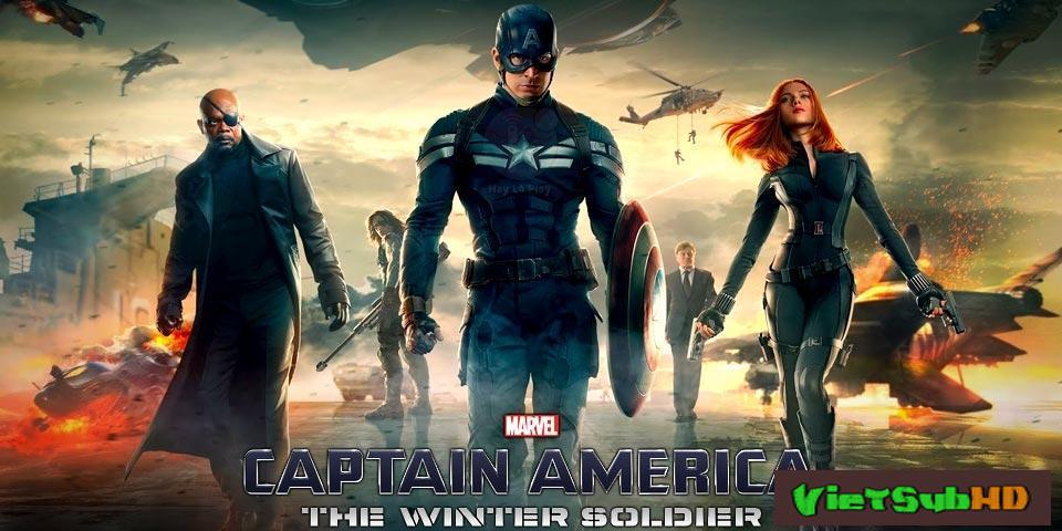 Phim Captain America: Chiến Binh Mùa Đông VietSub HD | Captain America: The Winter Soldier 2014