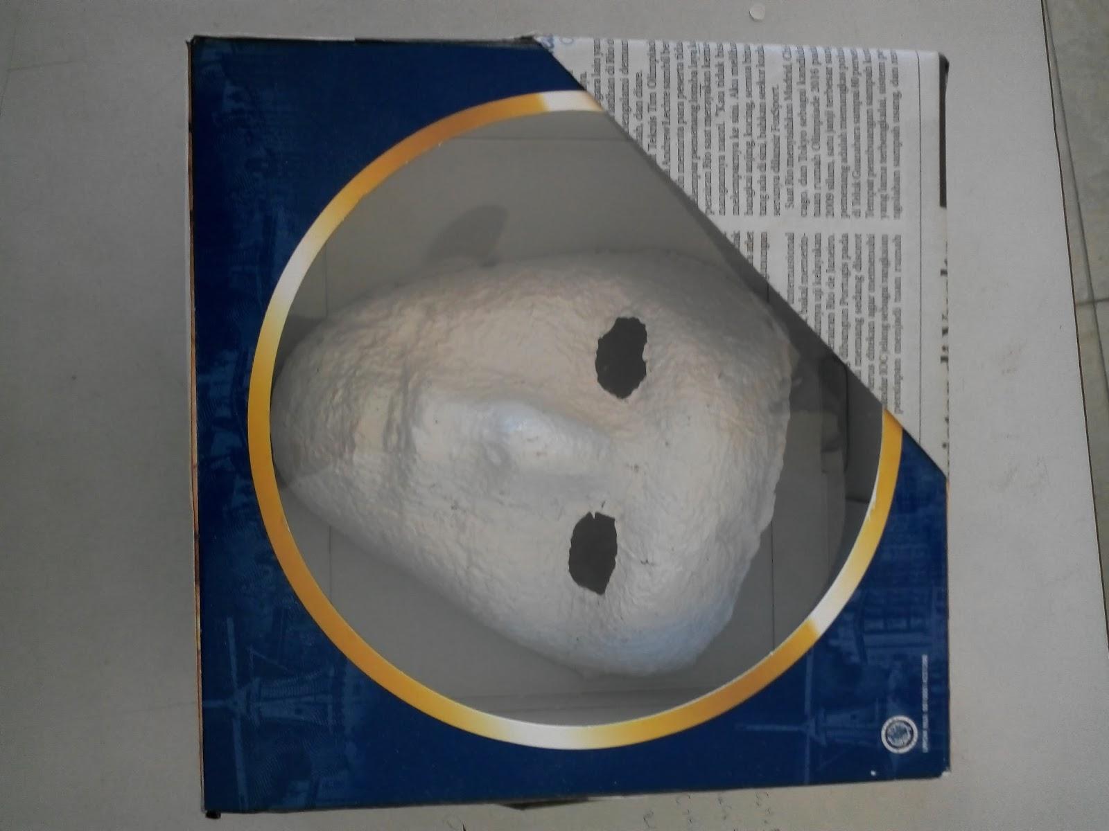 Kerajinan dari bubur kertas   Prakarya XI-MIA 8 SMAN 1 Tuban