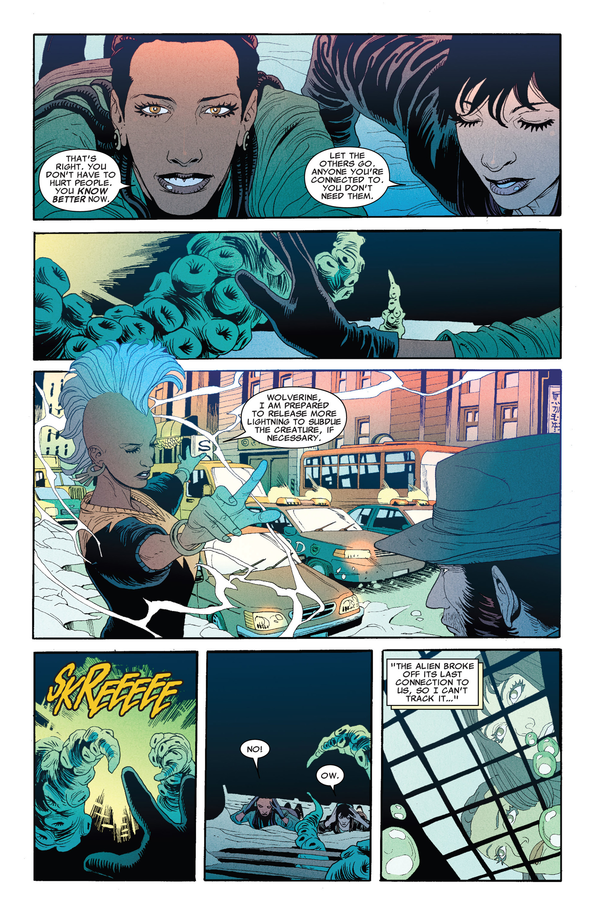 Read online Astonishing X-Men (2004) comic -  Issue #66 - 18