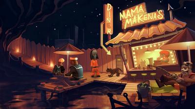Restaurante Mama Makaena's en Kingsport.