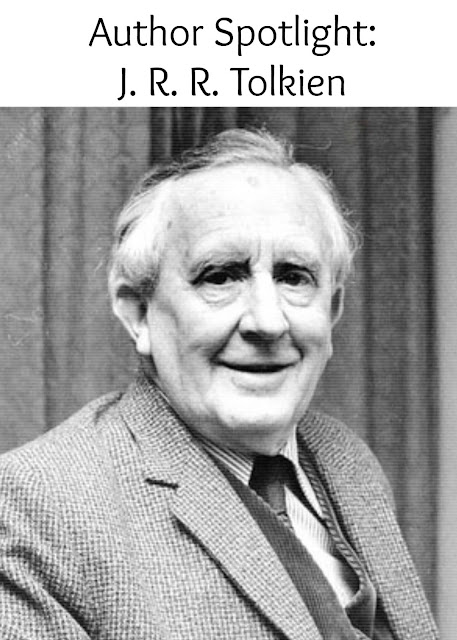 Author Spotlight: J. R. R. Tolkien