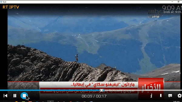 مشاهدة القنوات العربية والأجنبية على برنامج Kodi مع إضافة Rising Tides الجديدة