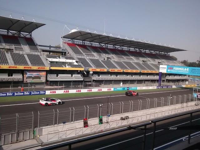 Preview del CBMM NOBIUM Fórmula e México City Prix (Temporada 5) en el Autódromo Hermanos Rodríguez