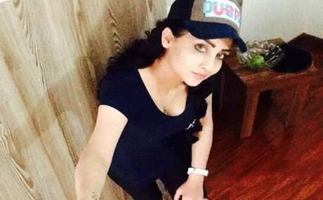 """مقتل مقدمة البرامج لقاء سعد """"لوليتا"""" بعدة طعنات بشقتها في بغداد"""