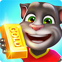 Talking Tom Gold Run Icon Logo