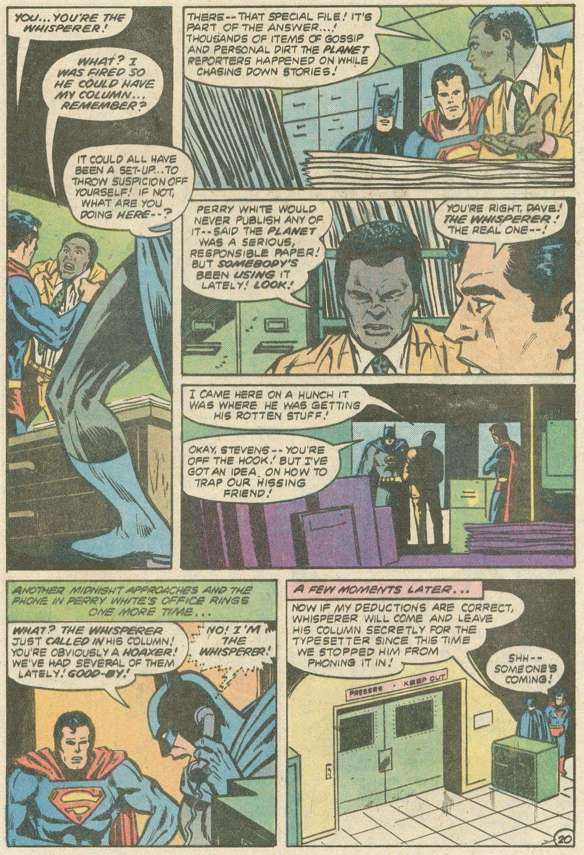 Read online World's Finest Comics comic -  Issue #252 - 26