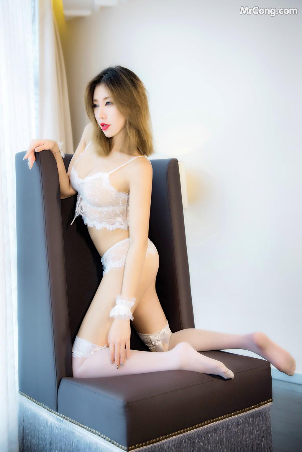 Image SLADY-2017-05-25-No.003-Zhao-Huan-Yan-MrCong.com-005 in post SLADY 2017-05-25 No.003: Người mẫu Zhao Huan Yan (赵欢颜) (46 ảnh)