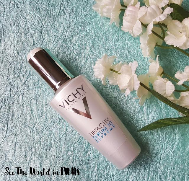 Vichy Liftactiv Serum 10 Supreme Product Review