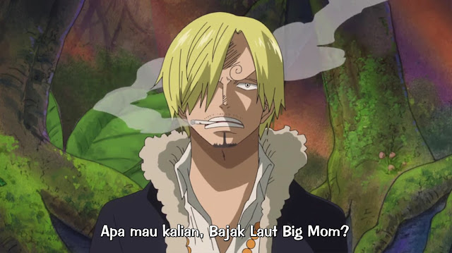 One Piece Subtitle Indonesia Episode 762