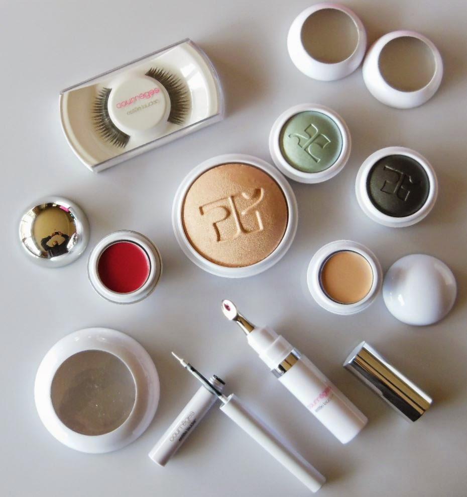 Lauder estee courreges spring makeup collection