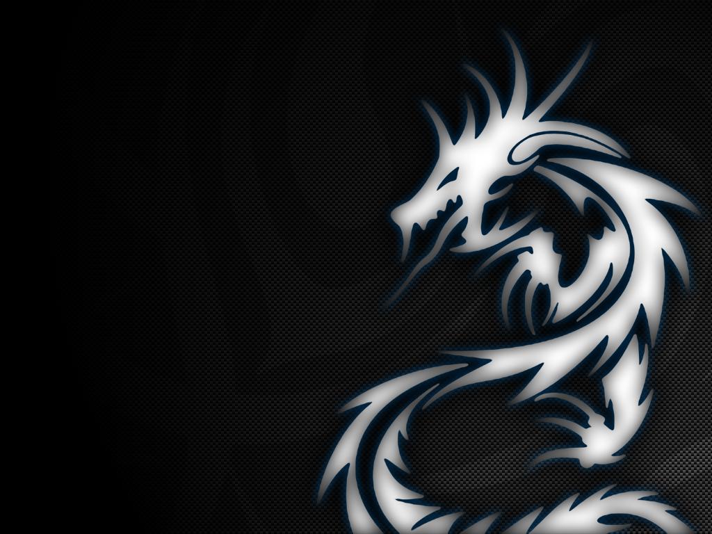 tribal dragon wallpaper by - photo #35